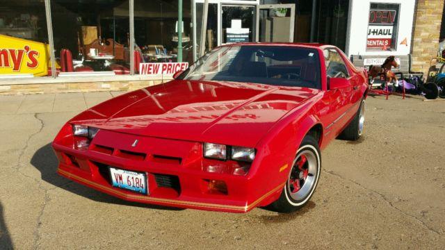 1982 chevrolet camaro 2dr sport coupe v6 2 8l one owner. Black Bedroom Furniture Sets. Home Design Ideas