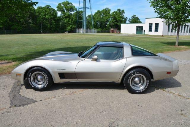 1982 chevrolet corvette collector edition survivor low miles original no mods for sale photos. Black Bedroom Furniture Sets. Home Design Ideas