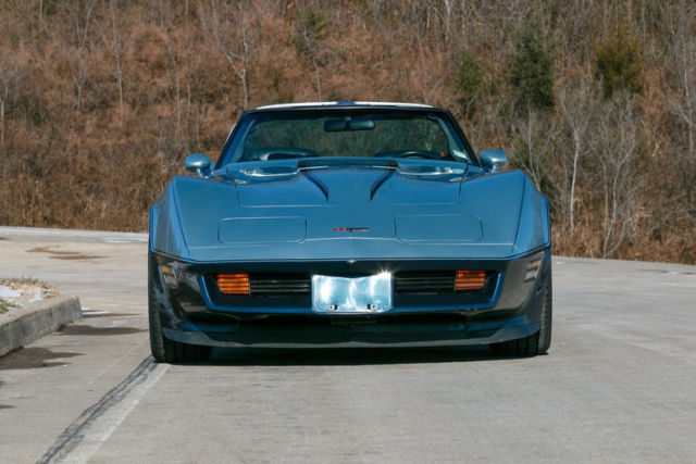 List of Synonyms and Antonyms of the Word: 1982 Corvette Options