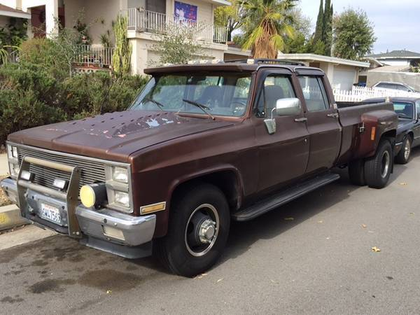 1982 Chevrolet Other Pickups