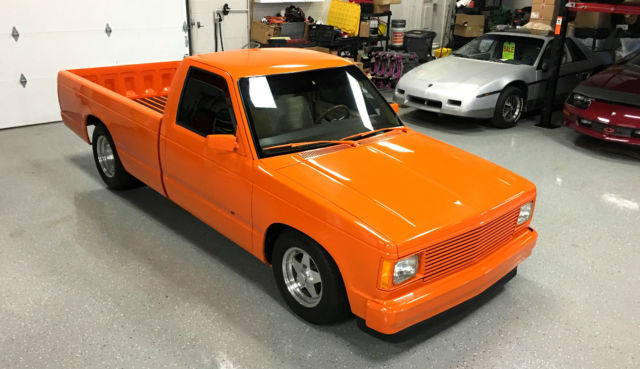1982 Chevrolet S-10 BUILT TO ENJOY