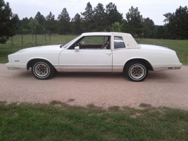 1982 Chevy Monte Carlo For Sale Photos Technical Specifications
