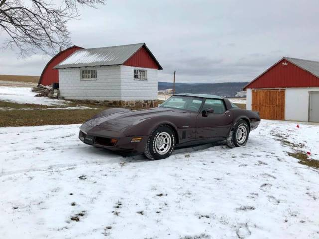 1982 Chevrolet Corvette Base 2dr Coupe