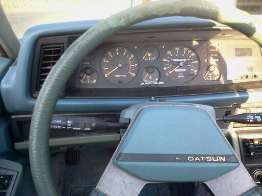 1982 Datsun 200sx Roadster For Sale Photos Technical