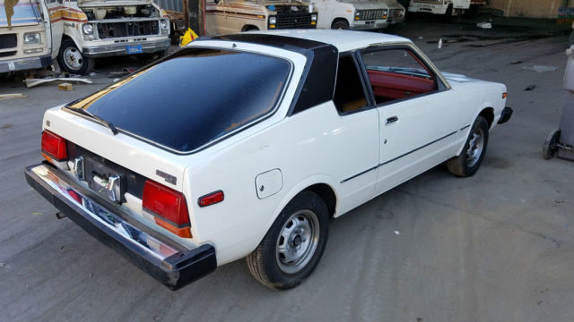 Police Impound Auction >> 1982 Datsun 310 GX RARE See video California vehicle. Last one. for sale: photos, technical ...