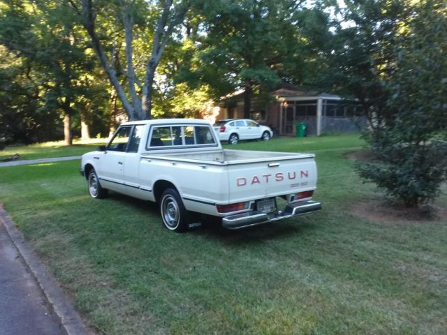 1982 Datsun Other king cab