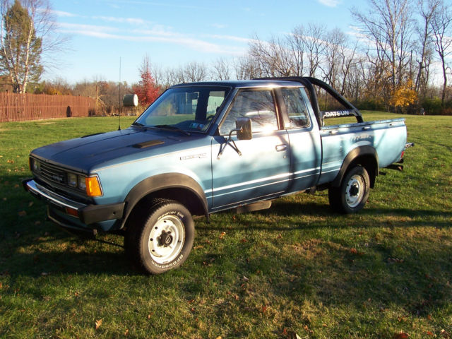 1982 Datsun Other extended cab