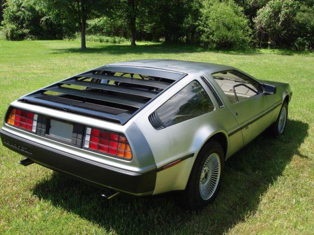 1982 Delorean Dmc 12 For Sale Photos Technical