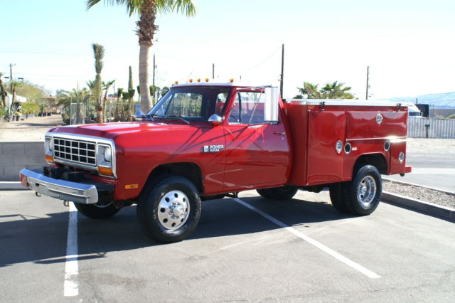 1982 Dodge Other Pickups