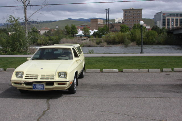 1982 Dodge Other