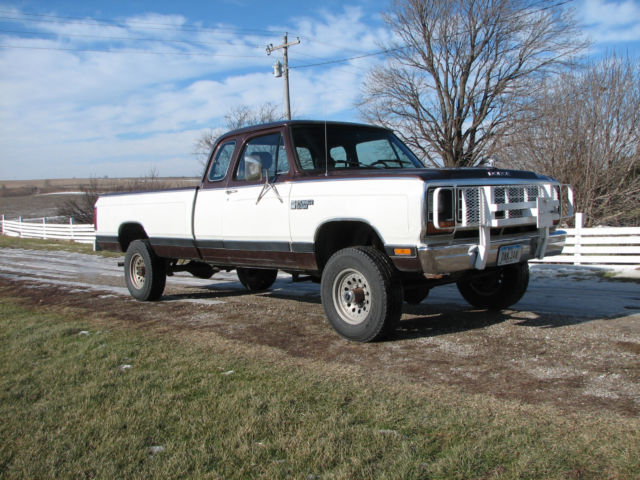 1982 Dodge Other Pickups club cab