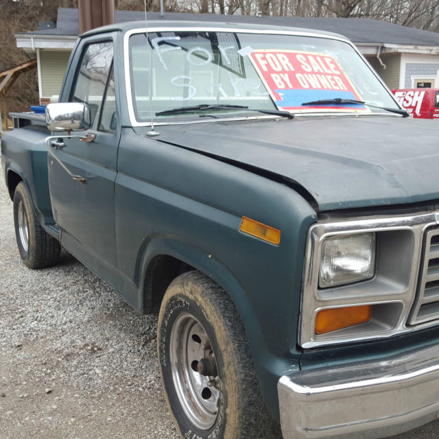 1982 Ford F100 Stepside Pickup For Sale: Photos, Technical