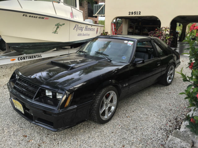 1982 Mustang Gt >> 1982 Ford Mustang Gt T Top 5 0 Turbo For Sale Photos