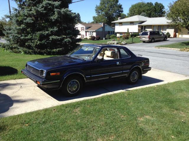 Honda Prelude Price >> 1982 Honda Prelude for sale: photos, technical specifications, description