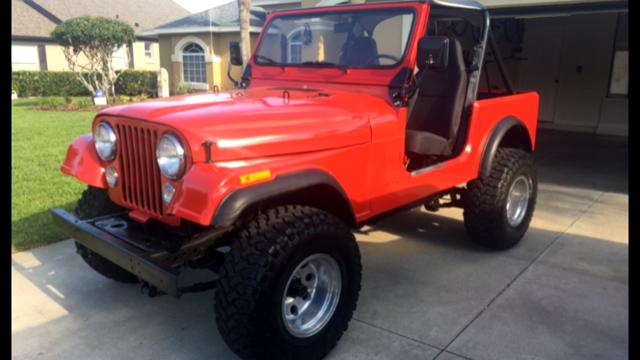Jeep Cj7 Body For Sale – mechaniker
