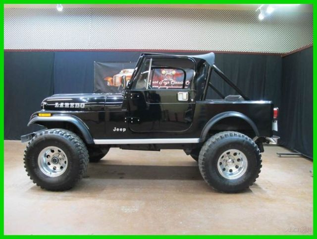 1982 Jeep CJ Laredo