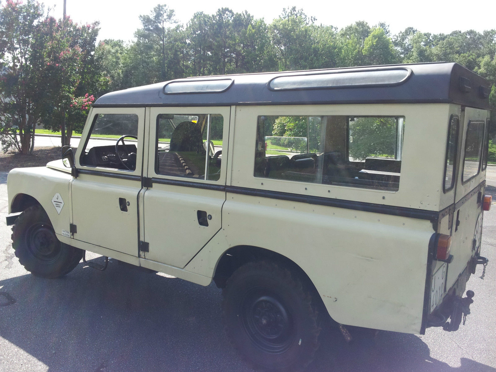 1982 Land Rover Other