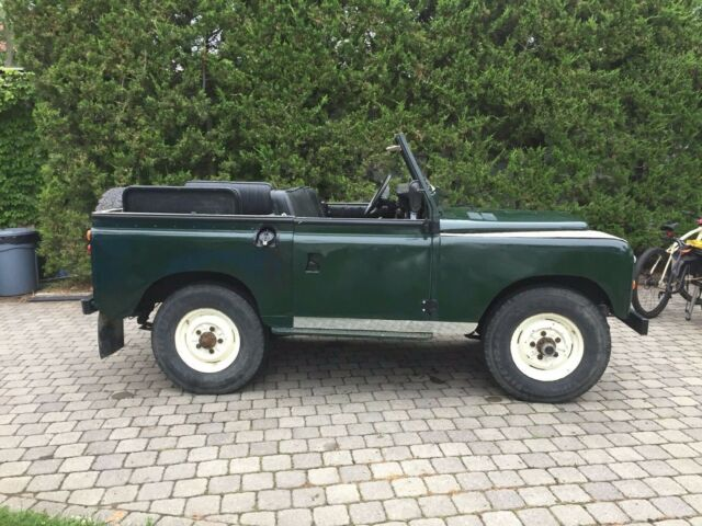 1982 Land Rover Other Series III, left hand drive