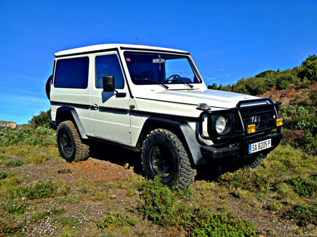 1982 lhd mercedes benz 240gd g wagon g wagen g class excellent example for sale photos. Black Bedroom Furniture Sets. Home Design Ideas