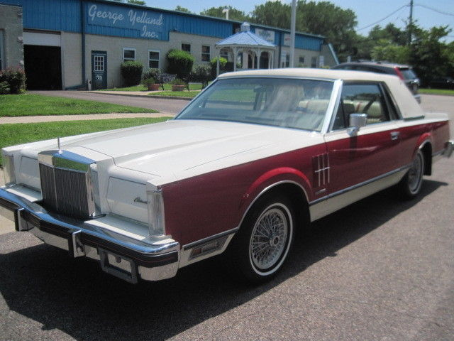 1982 Lincoln Mark Series Mark VI