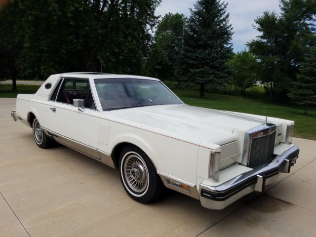 1982 Lincoln Mark Series MARK VI CONTINENTAL