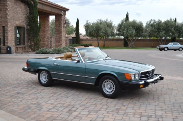 1982 Mercedes-Benz Other 2dr Roadster