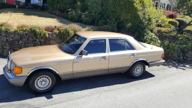 1982 Mercedes-Benz Other