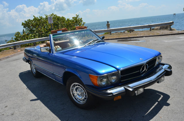 1982 Mercedes-Benz SL-Class COLLECTORS's SEE VIDEO!!!