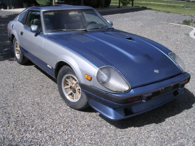 1982 Datsun Z-Series 2 seater