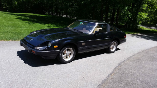 1982 nissan 280zx turbo coupe for sale: photos, technical