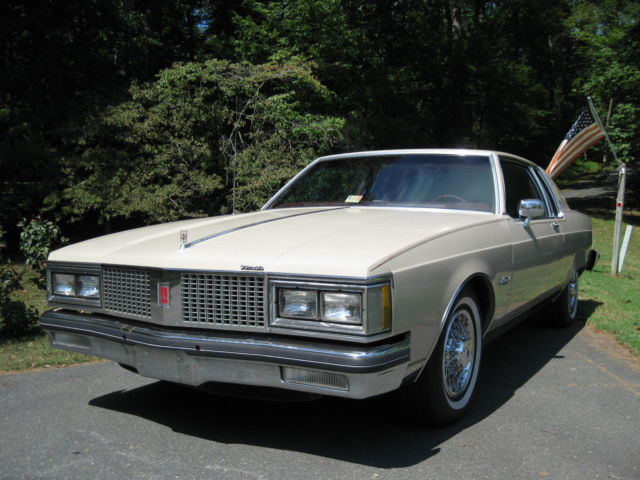 1982 Oldsmobile Other 2dr Coupe Re