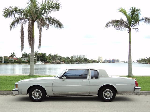 1982 Oldsmobile Eighty-Eight COUPE