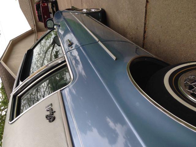 1982 Oldsmobile Delta 88 Royale Brougham for sale: photos