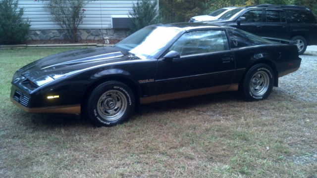 1982 Pontiac Firebird Trans Am Knight Rider Convertible Low Miles For Its Age