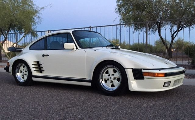 1982 Porsche 930 911 Turbo Coupe