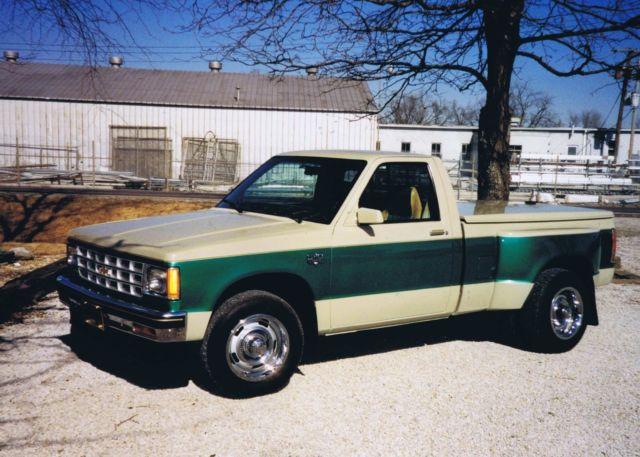 1989 chevrolet s10 durango