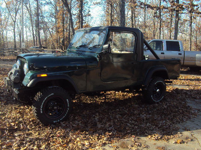 19820000 Jeep Other Scrambler