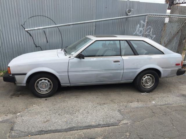 1982 Toyota Corolla Liftback For Sale Photos Technical