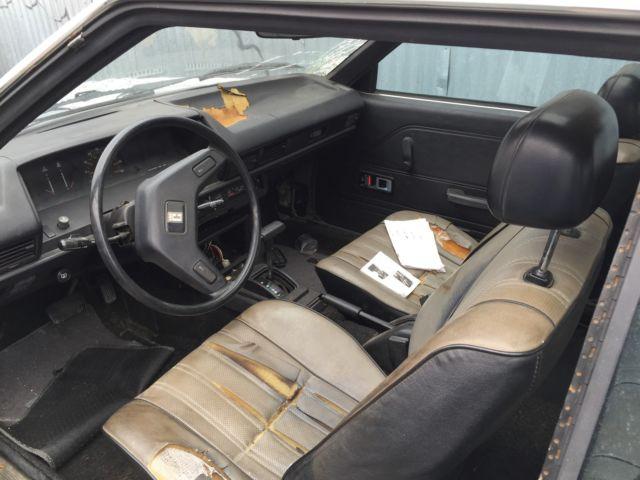 1982 Toyota Corolla Liftback For Sale Photos Technical