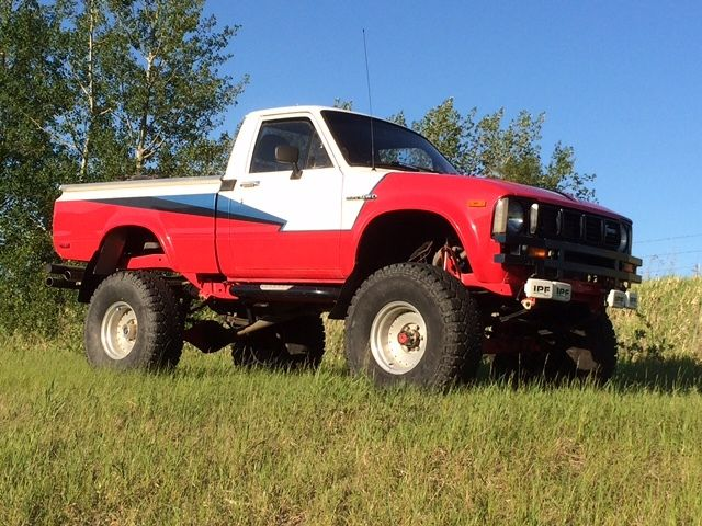 1982 Toyota Other Pickup Hilux SR5