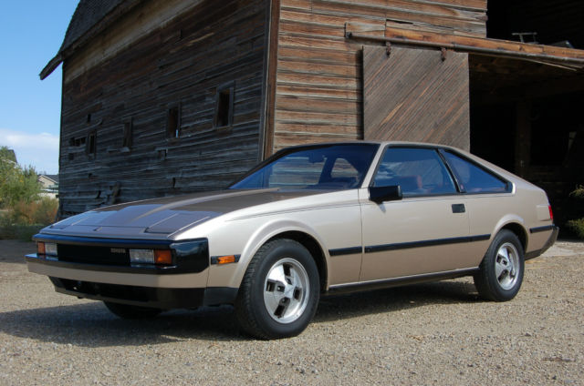1982 Toyota Supra Celica Original 79k Miles One Owner Survivor