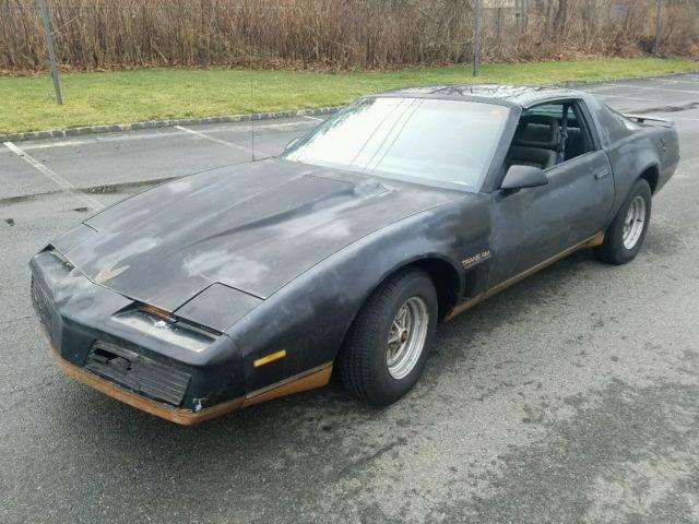 1982 Trans Am Recaro Edition For Sale  Photos  Technical