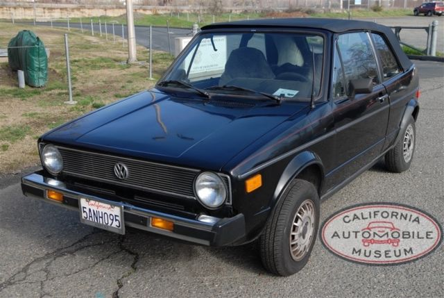 1982 Volkswagen Rabbit 2dr Hatchbac