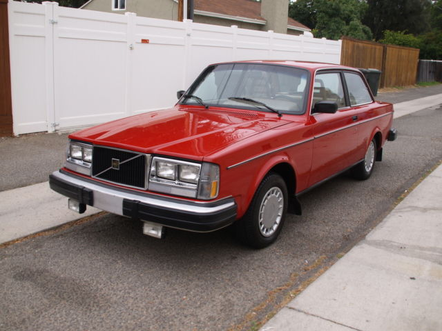 1982 Volvo 242 for sale: photos, technical specifications, description