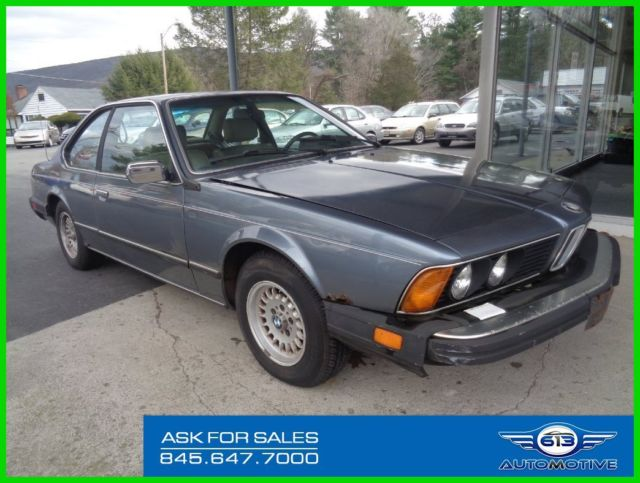 1983 BMW Other 633CSi