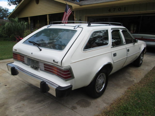 1983 AMC Concord Limited