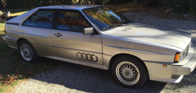 1983 Audi Other Ur-Quattro
