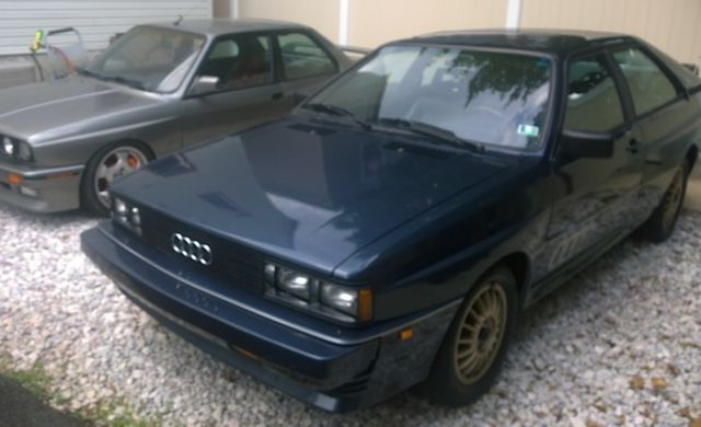 1983 Audi Other