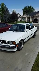 1983 BMW 3-Series 320-is