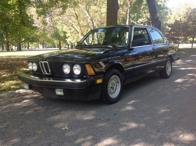 1983 BMW 3-Series 320iS